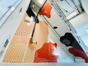 vinyl-labs-wall