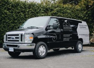 Ford E-250 Custom Print Full Wrap