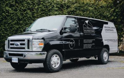 Ford E-250 – Custom Print Full Wrap