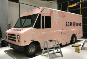 Food Truck - Custom-print-full-wrap