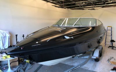 Campion 505 Allante Boat – Colour Change Combo Full Wrap