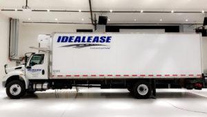 International MV Box Truck Decal Kit