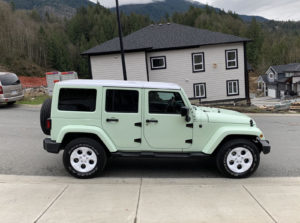Jeep Wrangler - Custom Print Full Wrap