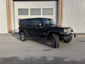 Jeep Wrangler - Custom Full Wrap