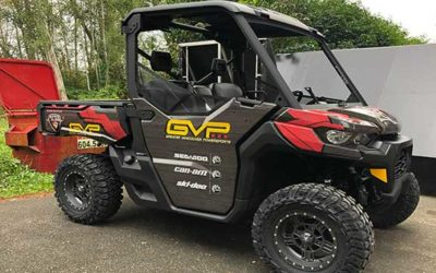 Can-Am Defender XT – Custom Print Full Wrap